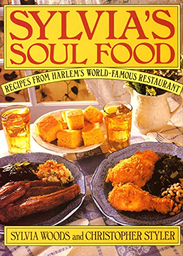 Sylvias queen of soul food share the knownledge for African american cuisine soul food