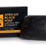 Nubian African Black Soap 5 Ounce